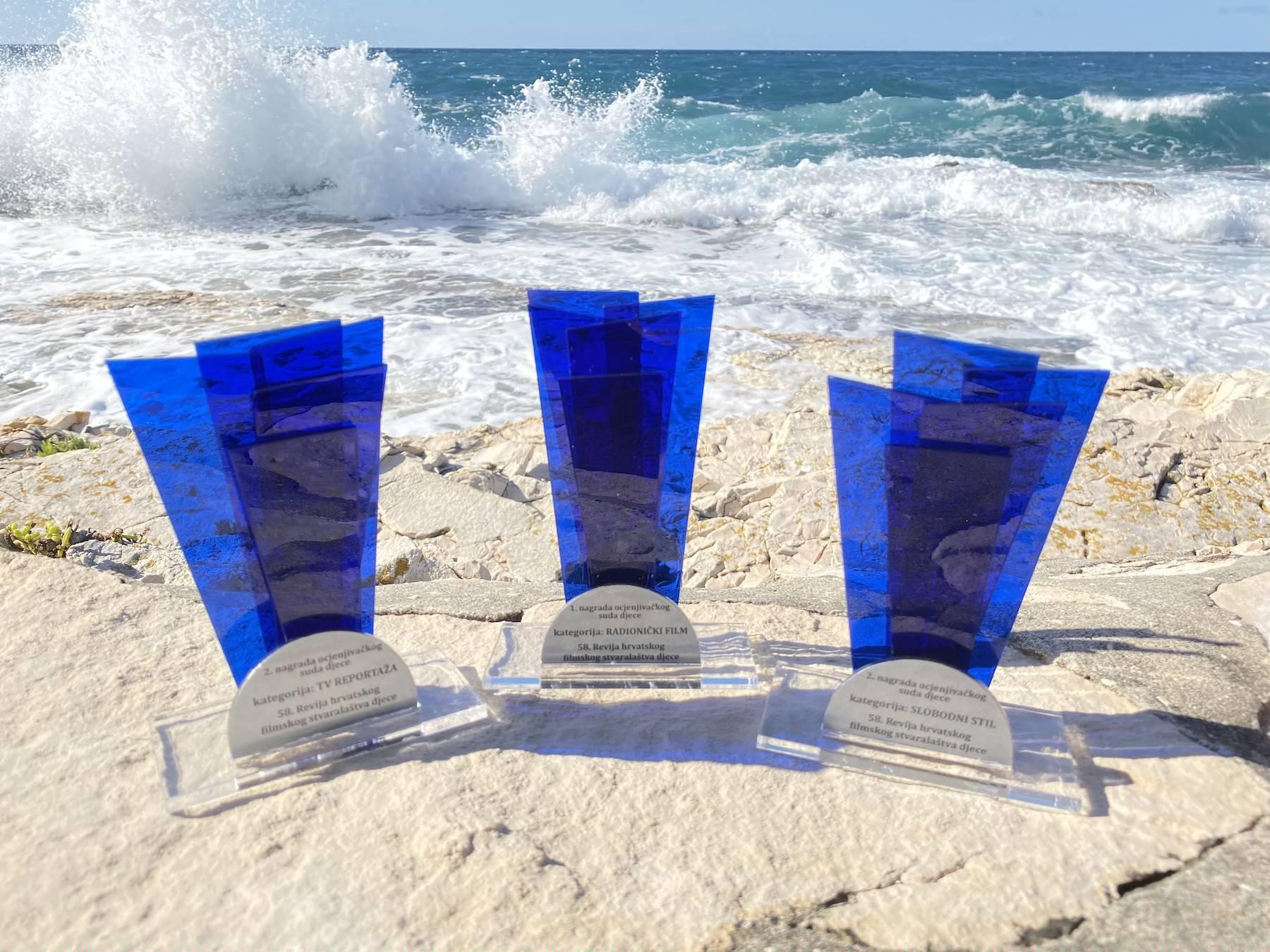 Dodijeljene nagrade na 58. Reviji filmskog stvaralaštva djece